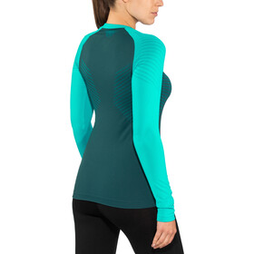 Dynafit Speed Dryarn Longsleeve T-shirt Dames, reflecting pond